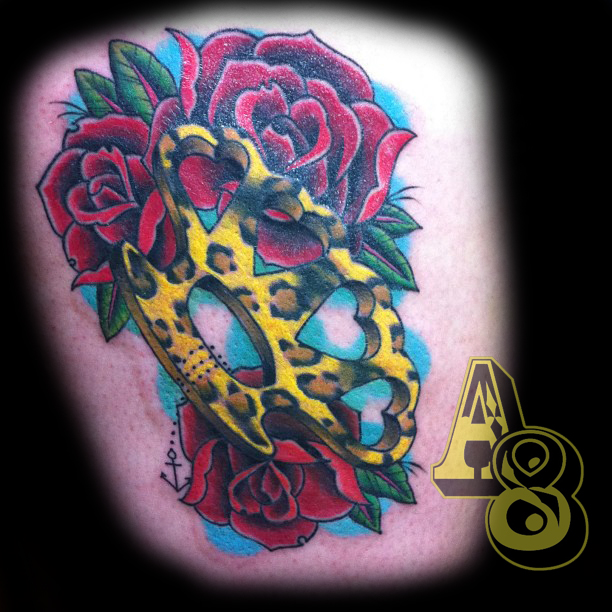 aces and eights tattoos pictures